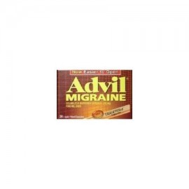 Advil 20CT migraña Liquigel