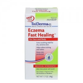 Triderma Eczema Crema Fast Healing 1.7 OZ [tubo]