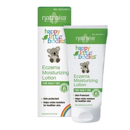 Natralia Niños Eczema Loción hidratante 6 oz
