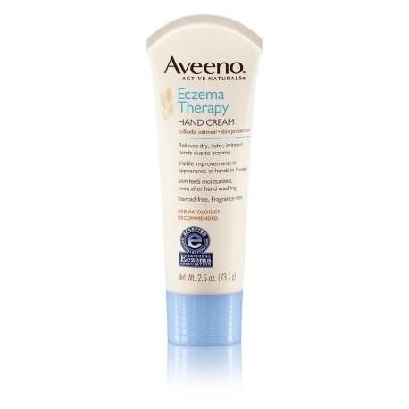 Aveeno Eczema Terapia Crema de manos 2.6 Oz