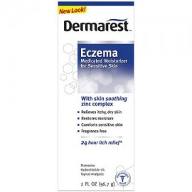 Dermarest Eczema Humectante Medicado Piel Sensible 2 oz