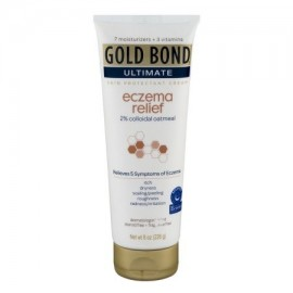 Gold Bond Último Protector Piel Eczema Relief Cream 8.0 OZ