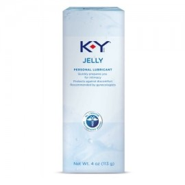 K-Y Brand® jalea lubricante personal 4 oz Caja