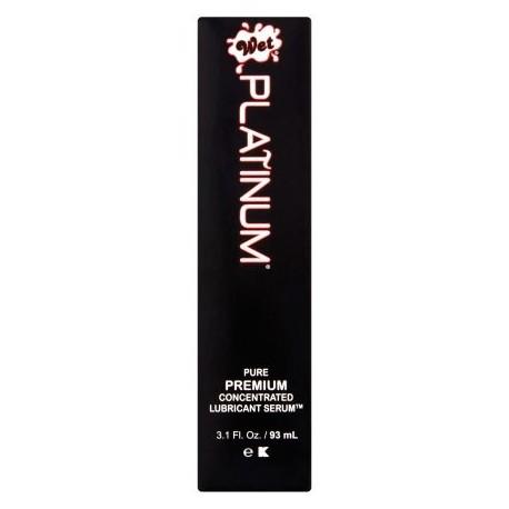 Wet Platinum Pure premium Concentrado Lubricante suero 31 fl oz