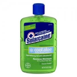 Solarcaine Burn fresco alivio de Aloe 8.0 OZ