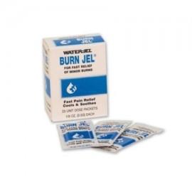Burn aliviar el dolor Gel Por Water-Jel Burn Jel para el alivio rápido de 1-8 oz 25 paquetes MS-46285