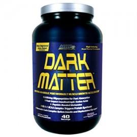 La materia oscura Por MHP Después del Ejercicio Uva 40 Porciones