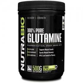 100% puro L-Glutamina en polvo - 500 gramos - HPLC Probado micronizados sin sabor sin aditivos o cargas GMP. Entrenamiento