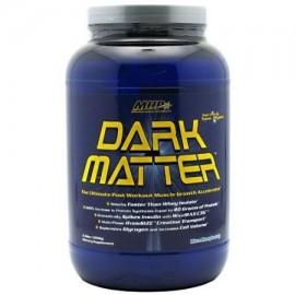 MHP Dark Matter frambuesa azul Después del Ejercicio Nueva Fórmula Mejorada 3.2lbs - 1450g
