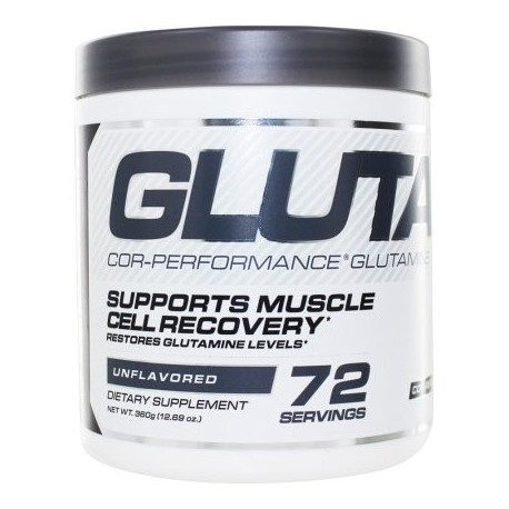 CELLUCOR - Cor-Glutamina Rendimiento sin sabor - 360 gramos