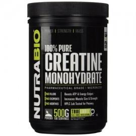 100% puro monohidrato de creatina en polvo - 500 gramos - HPLC Probado micronizados sin sabor sin aditivos o cargas GMP. Despué