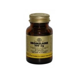 Bromelina 500 mg 30 capsulas