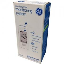 2 paquete de monitoreo de glucosa en la diabetes azúcar en la sangre Monitor de metro de prueba de Gaza Tester