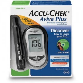 Accu-Chek Aviva Diabetes Sistema de monitoreo de glucosa en sangre