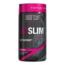 360SLIM FEMALE FAT BURNER SUPRESOR DE APETITO 90 CAPSULAS