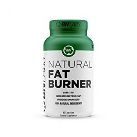 BNLABS NATURAL FAT BURNER 60 CAPSULAS