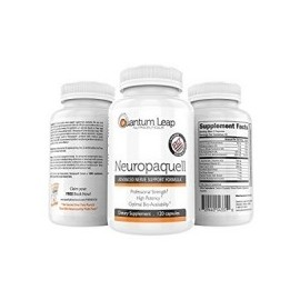 QUANTUM LEAP NEUROPAQUELL OPTIMIZADOR DE SALUD CEREBRAL 120 CAPS