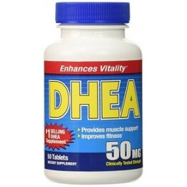 DHEA 50 MG SUPLEMENTO ENERGETICO NATURAL 50 CAPSULAS