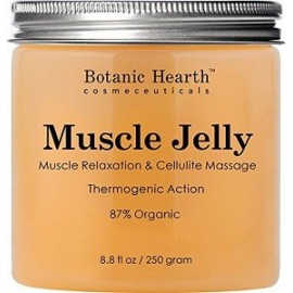 BOTANIC HEARTH MUSCLE JELLY CREMA TERMOGENICA 250 GRAMOS