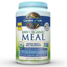 GARDEN OF LIFE MEAL REPLACEMENT PROTEINA PURA 969 GRAMOS