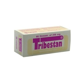 TRIBESTAN 60 TABS 250 MG