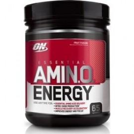 OPTIMUM AMINO ENERGY AUMENTO DE ENERGIA Y MUSCULOS 270 GRAMOS