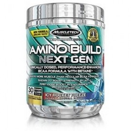 AMINO BUILD NEXT GEN POTENCIADOR MUSCULAR 276 GRAMOS