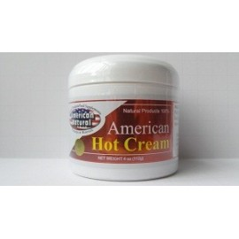AMERICAN HOT CREAM TRATAMIENTO ANTICELULITICO 120 ML