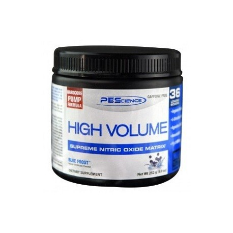 HIGH VOLUME 252 GRAMOS
