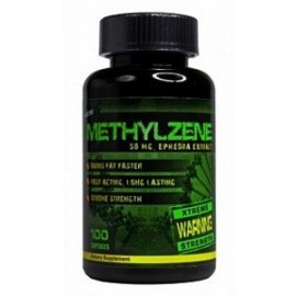 METHYLZENE 100 CAPSULAS