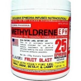 METHYLDRENE EPH 25 EPHEDRA 270 GRAMOS