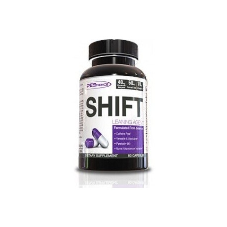 PESCIENCE SHIFT 60 CAPSULAS