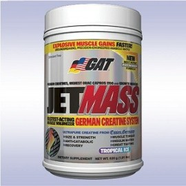 JETMASS CREATINE 820 GRAMOS