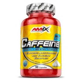 CAFFEINE PILLS ESTIMULANTE FISICO Y MENTAL 200 MG 90 CAPSULAS