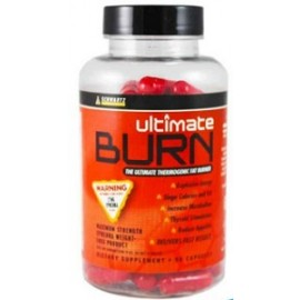 ULTIMATE BURN 90 CAPSULAS