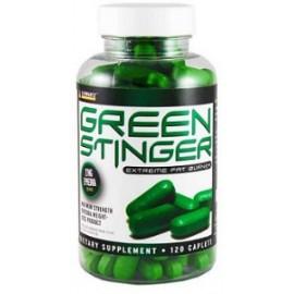 GREEN STINGER 27 MG EFEDRA 120 CAPSULAS