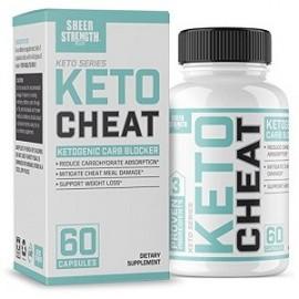 KETO CHEAT 60 CAPSULAS