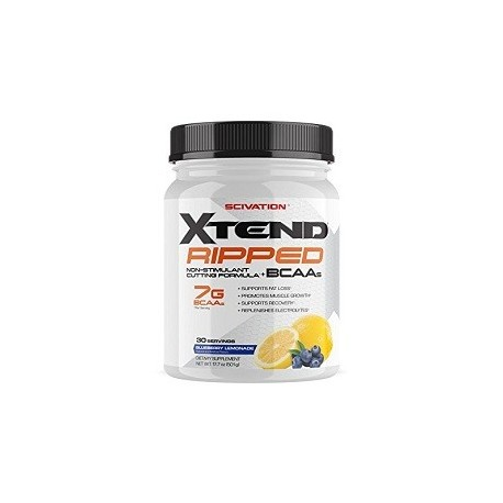 XTEND RIPPED BCAA 500 GRAMOS