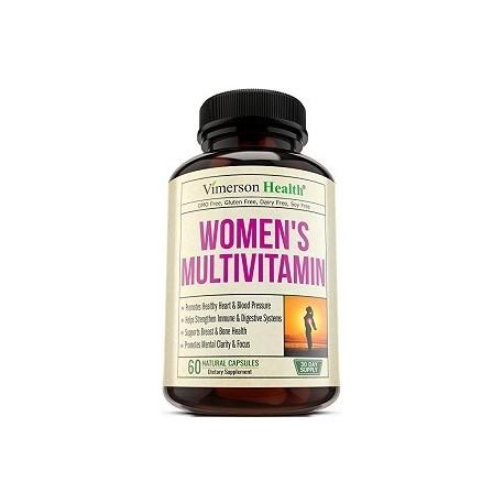 WOMENS MULTIVITAMIN 60 CAPSULAS