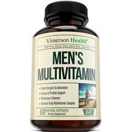 MENS MULTIVITAMIN 60 CAPSULAS