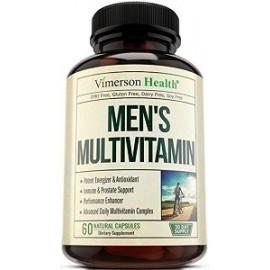 MENS MULTIVITAMIN 60 CAPSULAS