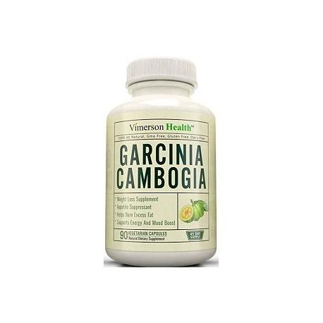 GARCINIA CAMBOGIA 90 CAPSULAS