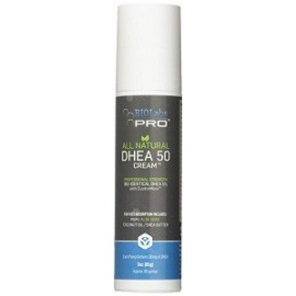 ALL NATURAL DHEA 50 MG CREMA 85 GRAMOS