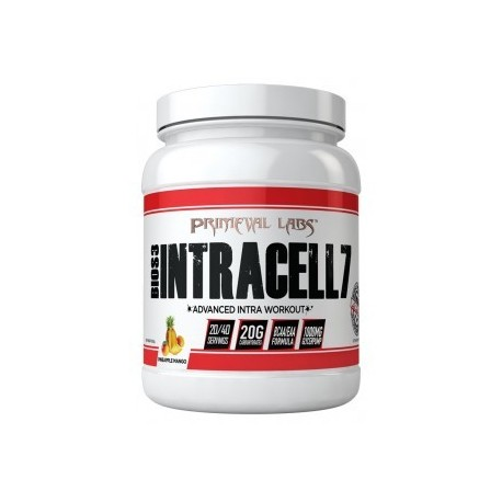 INTRACELL 7 INTRA WORKOUT 700 GRAMOS