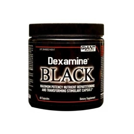 DEXAMINE BLACK 60 CAPSULAS
