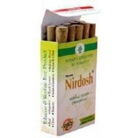 NIRDOSH CIGARRILLOS SIN NICOTINA 5 PAQUETES X 10 CIGARROS