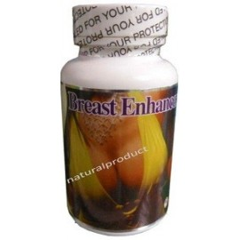 BREAST ENHANCEMENT 60 CAPSULAS