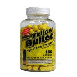 YELLOW BULLET 25 MG EPHEDRA 100 CAPSULAS