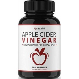 HAVASU APPLE CIDER VINEGAR 60 CAPSULAS