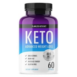 FLAWLESS KETO DIET 60 CAPSULAS